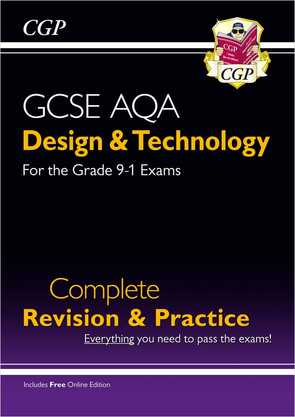 GCSE Design & Technology Complete Revision & Practice