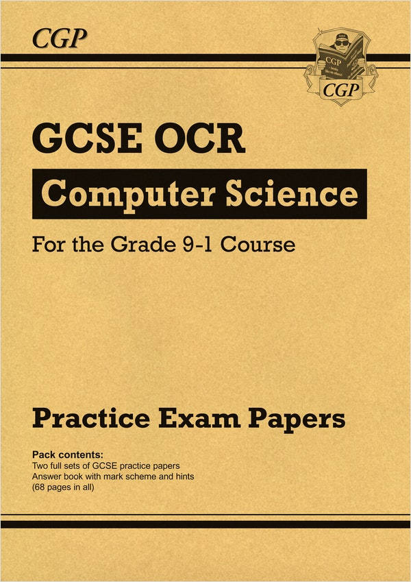 GCSE Computer Science OCR Practice Papers
