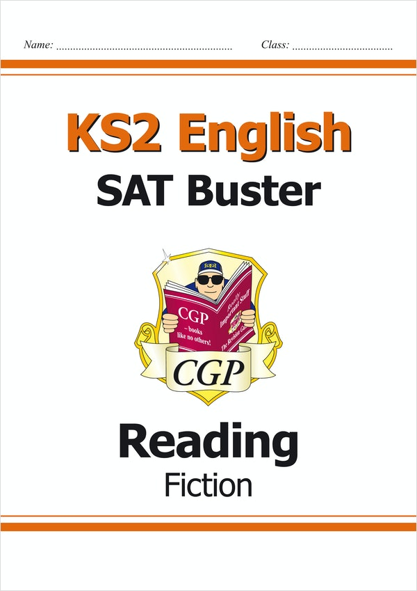Year 6 Reading SAT Buster Fiction