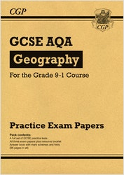 GCSE Geography AQA Practice Papers