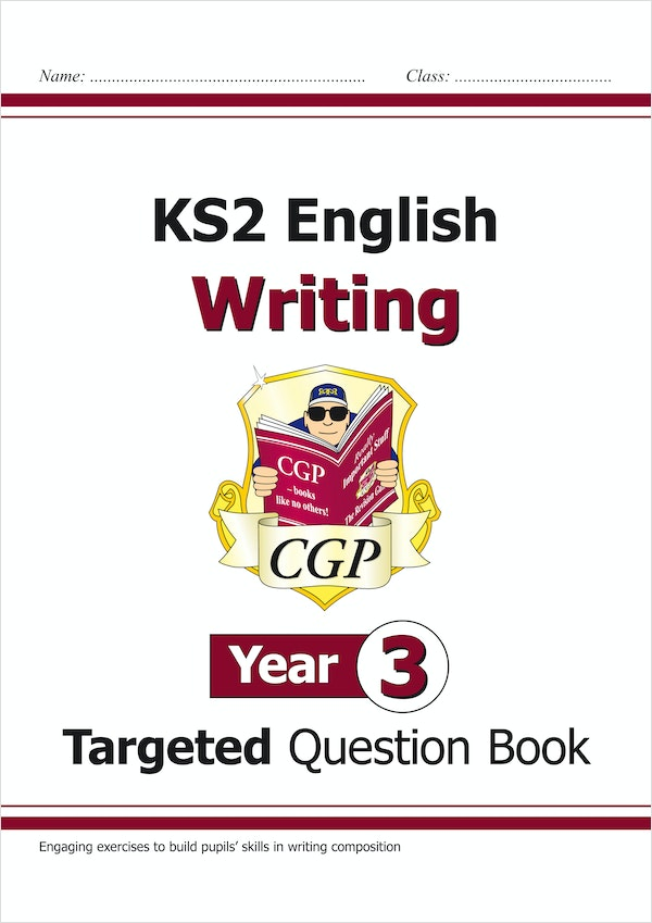 Year 3 Writing Workbook (Ages 7-8)