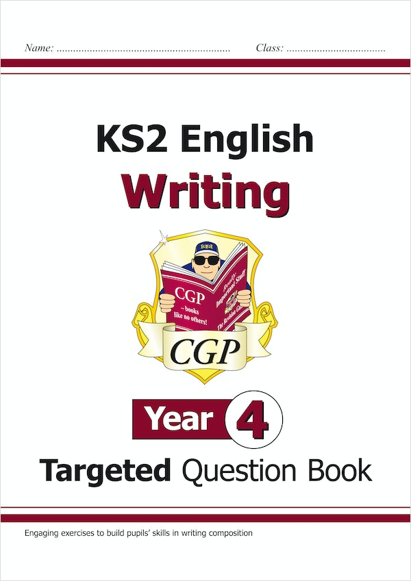 Year 4 Writing Workbook (Ages 8-9)