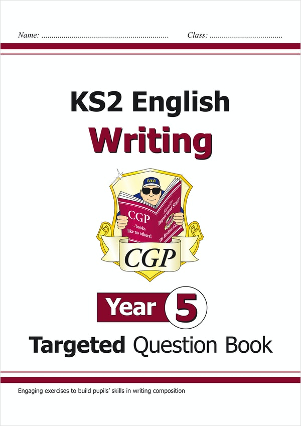 Year 5 Writing Workbook (Ages 9-10)