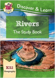 KS2 Geography Rivers Study Book