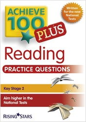 KS2 Achieve 100 Plus Reading Practice Book