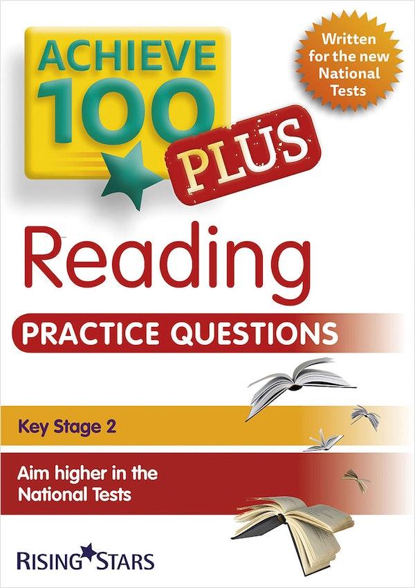 KS2 Achieve 100 Plus Reading Practice Book