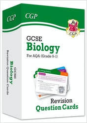 GCSE Biology AQA Revision Question Cards