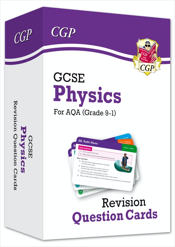 GCSE Physics AQA Revision Question Cards