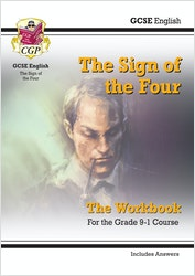The Sign of the Four (Workbook)
