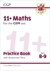 CEM 11+ Maths Practice Book (Ages 8-9)