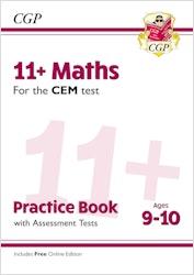 CEM 11+ Maths Practice Book (Ages 9-10)