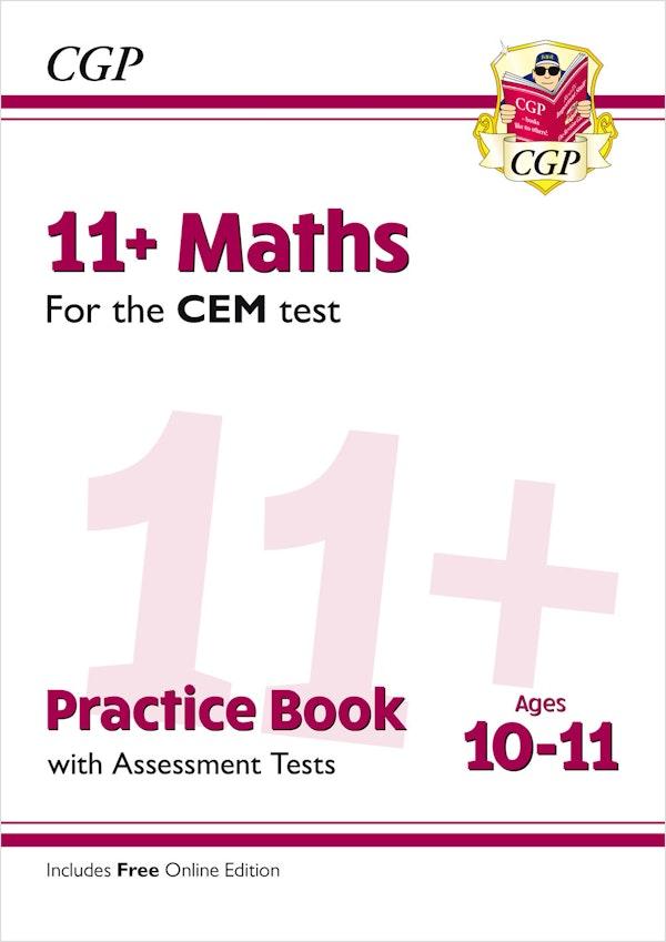 CEM 11+ Maths Practice Book (Ages 10-11)