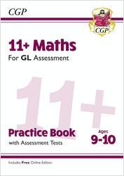 GL Assessment 11+ Maths Practice Book (Ages 9-10)