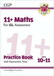 GL Assessment 11+ Maths Practice Book (Ages 10-11)
