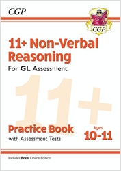 GL Assessment 11+ Non-Verbal Reasoning Practice Book (Ages 10-11)