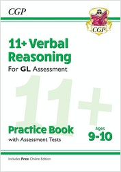 GL Assessment 11+ Verbal Reasoning Practice Book (Ages 9-10)