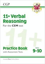 CEM 11+ Verbal Reasoning Practice Book (Ages 9-10)