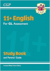 11+ English Study Book (& Parents Guide)