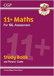 11+ Maths Study Book (& Parents Guide)