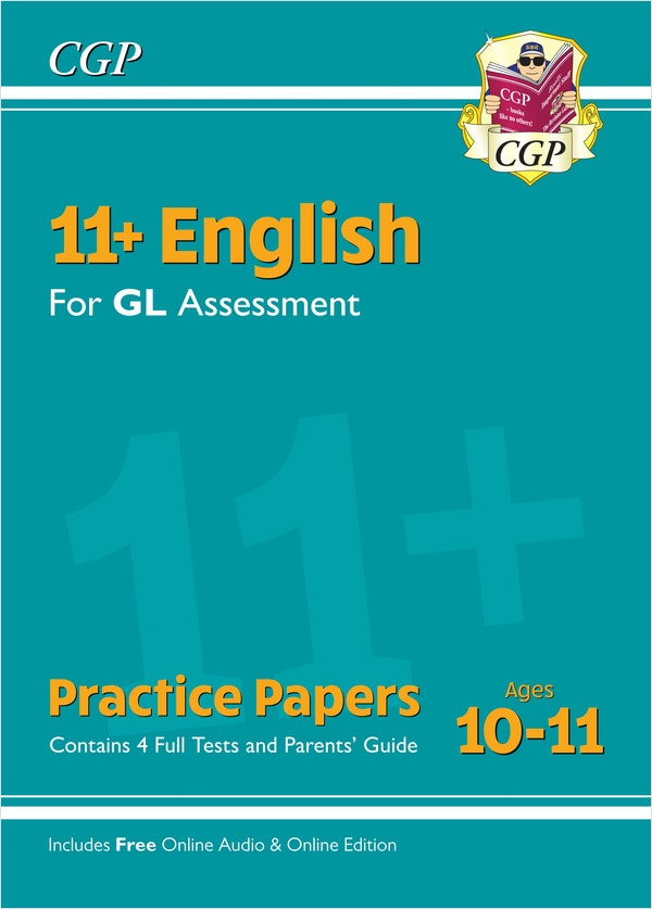 GL Assessment 11+ English Practice Papers (Multiple Choice)