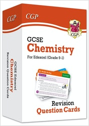 GCSE Chemistry Edexcel Revision Question Cards