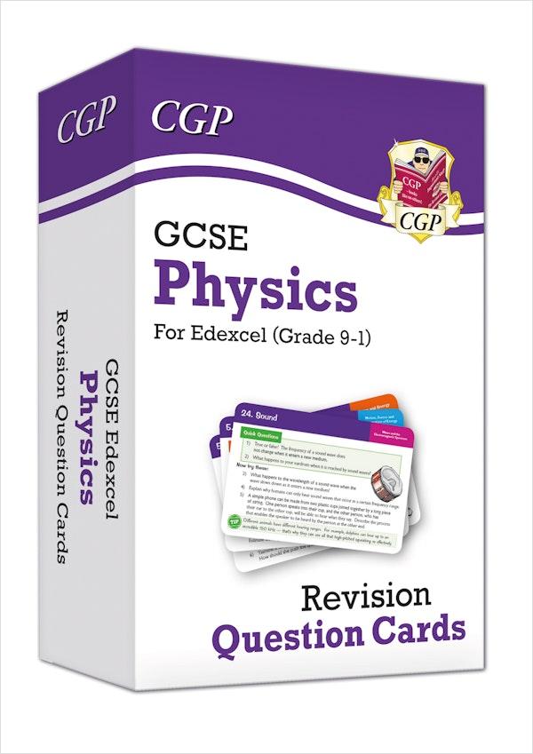 GCSE Physics Edexcel Revision Question Cards