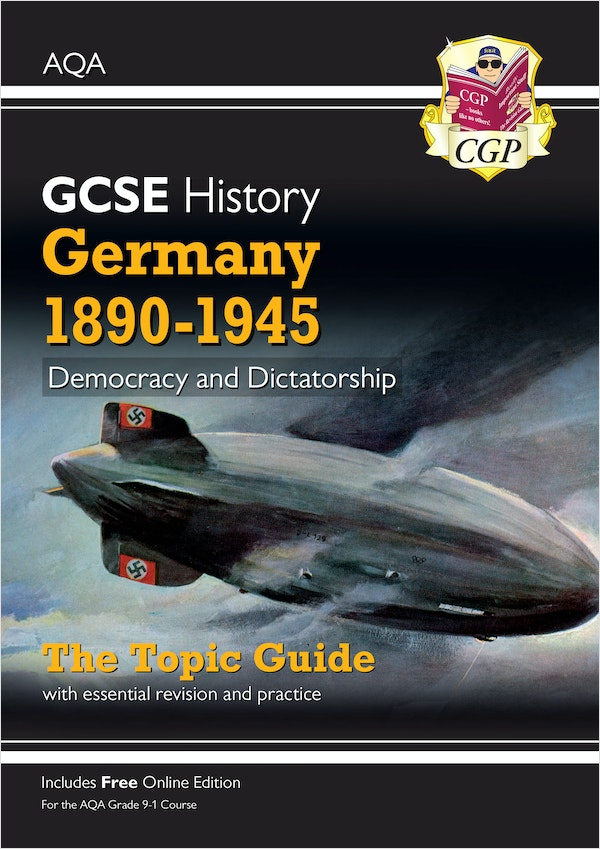 GCSE History Germany 1890-1945 AQA Topic Guide