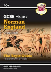 GCSE History Norman England AQA Topic Guide