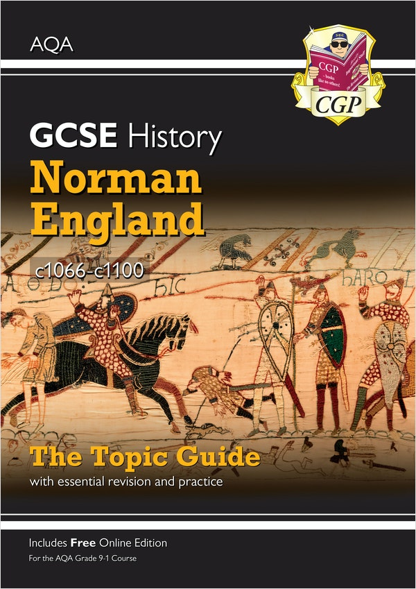 GCSE History Norman England AQA Topic Guide
