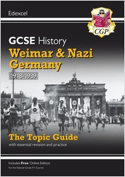 GCSE History Weimar & Nazi Germany Edexcel Topic Guide