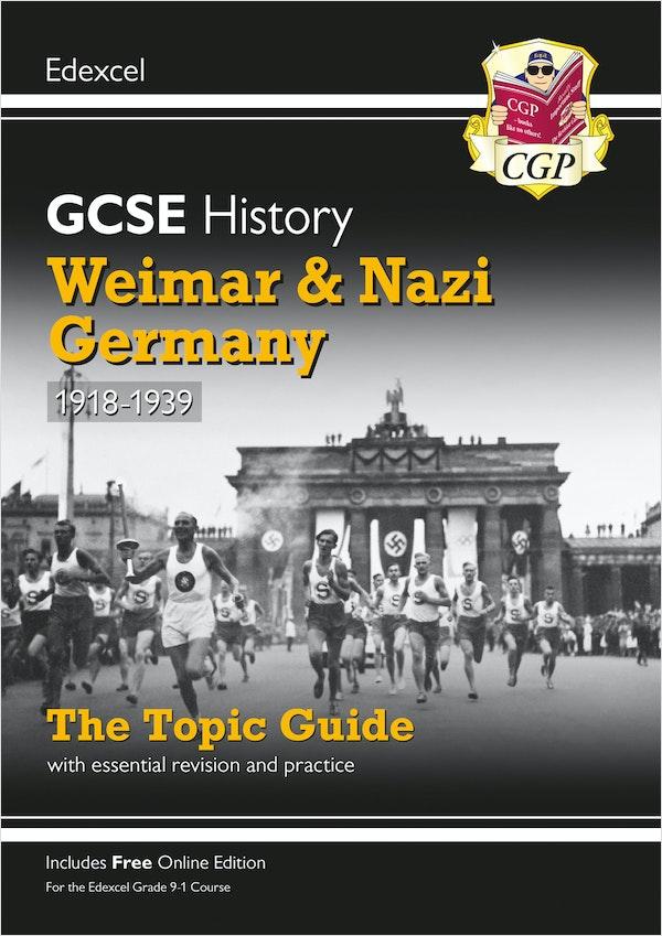 GCSE History Weimar & Nazi Germany Edexcel Topic Guide