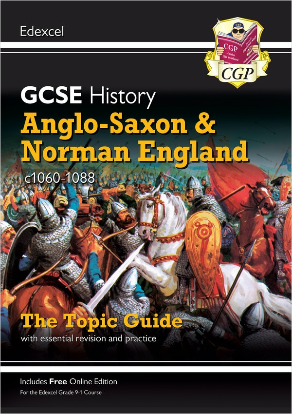 GCSE History Anglo Saxon & Norman England Edexcel Topic Guide