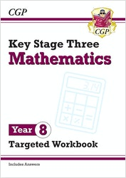 Year 8 Maths Targeted Workbook
