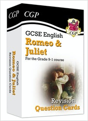 Romeo & Juliet Revision Question Cards