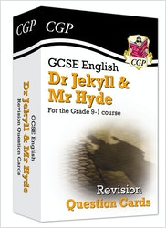 Dr Jekyll & Mr Hyde Revision Question Cards