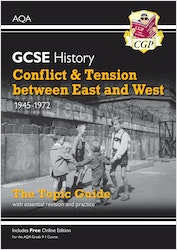 GCSE History Conflict & Tension between East & West AQA Topic Guide