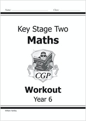 Year 6 Maths Workout Book (Ages 10-11)