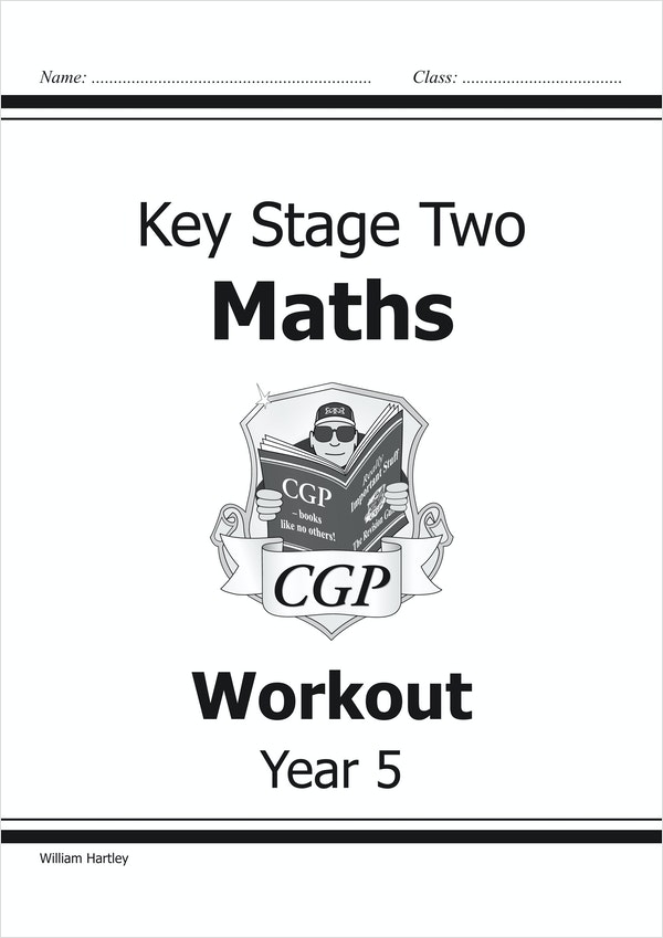 Year 5 Maths Workout Book (Ages 9-10)
