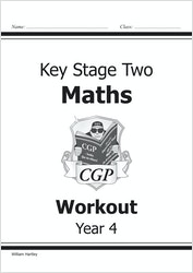 Year 4 Maths Workout Book (Ages 8-9)