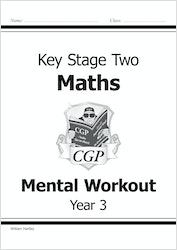 Year 3 Mental Maths Workout Book (Ages 7-8)