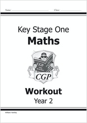 Year 2 Maths Workout Book (Ages 6-7)