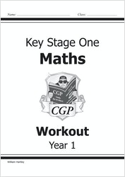 Year 1 Maths Workout Book (Ages 5-6)