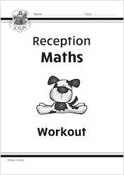 Reception Maths Workout (Ages 4-5)