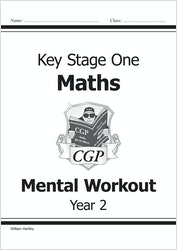 Year 2 Mental Maths Workout Book (Ages 6-7)
