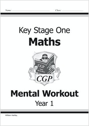 Year 1 Mental Maths Workout Book (Ages 5-6)