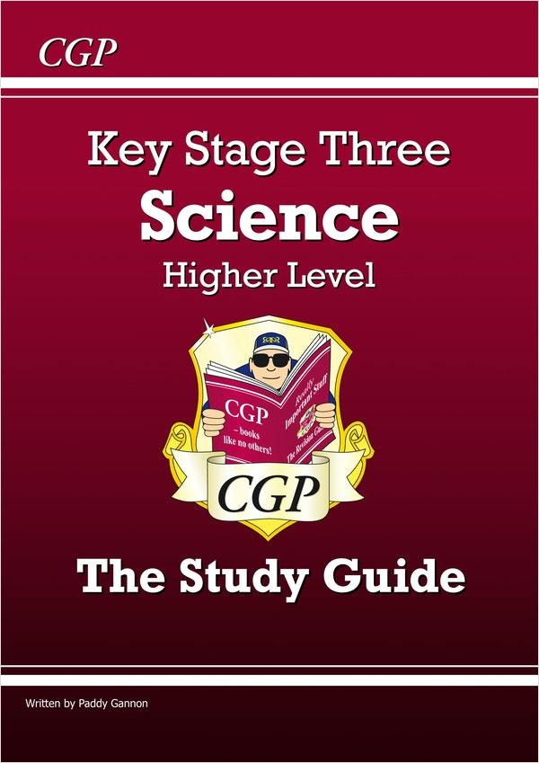 KS3 Science Revision Guide (Higher)