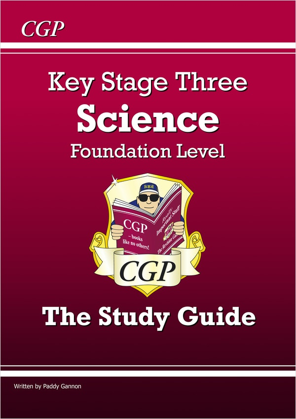 KS3 Science Revision Guide (Foundation)