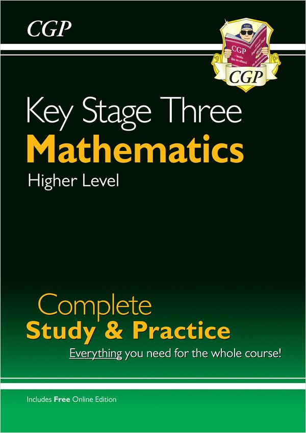 KS3 Maths Complete Study and Practice
