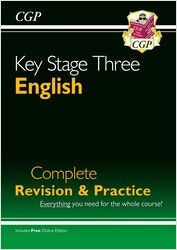 KS3 English Complete Study & Practice