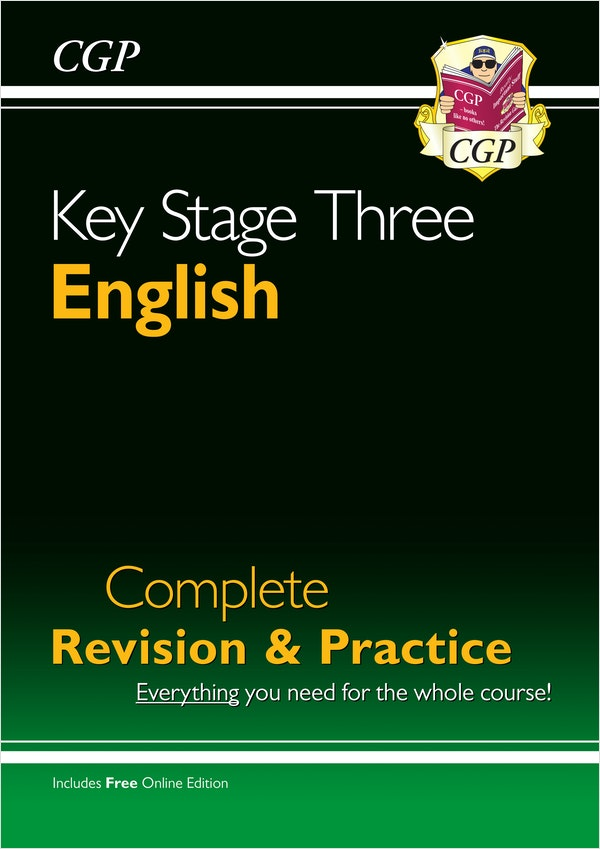 KS3 English Complete Study & Practice